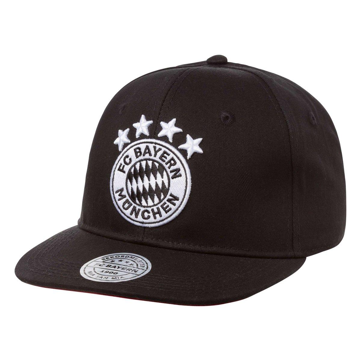 Fc Bayern Cap Schwarz