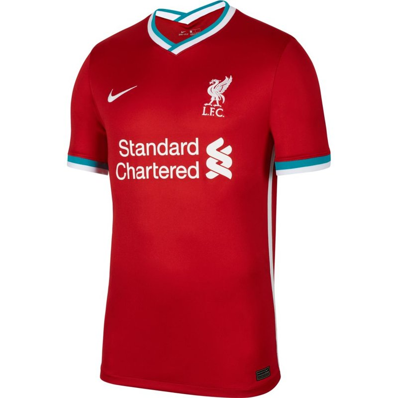 Nike Liverpool FC Heimtrikot 2020/21 gym red/white