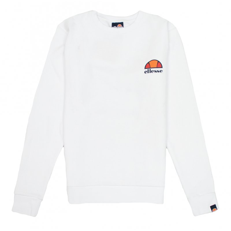 ellesse Damen Sweatshirt Haverford white