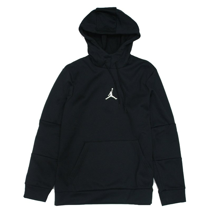 Nike Jordan Air Therma Hoodie black/white