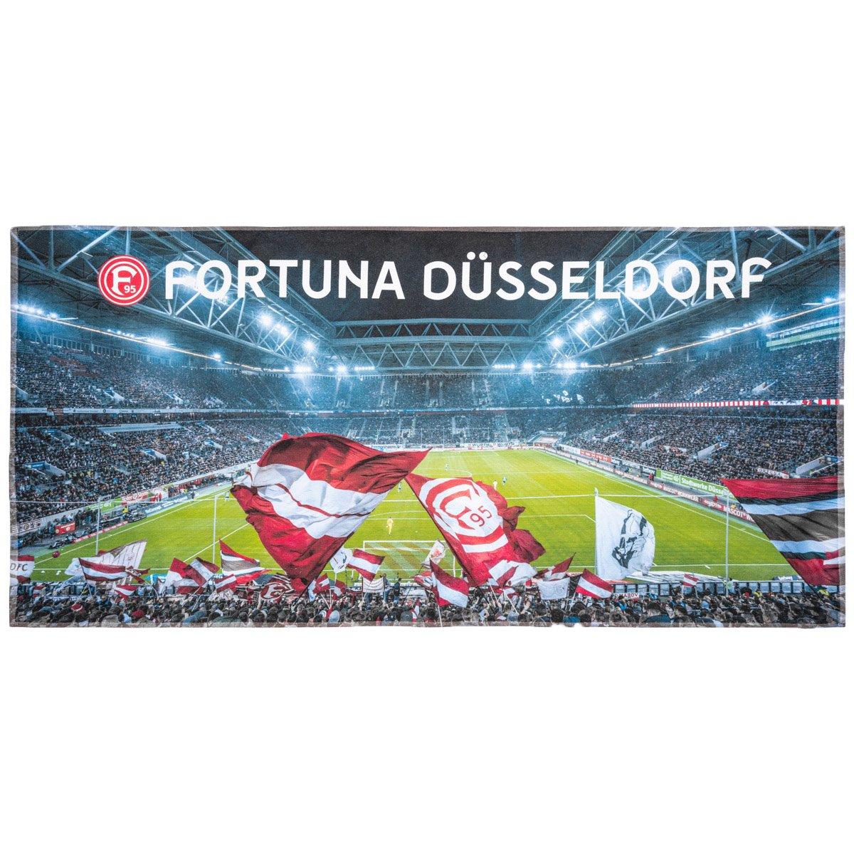"""Fortuna Düsseldorf Deluxeschal /""""125 Jahre/"""""""