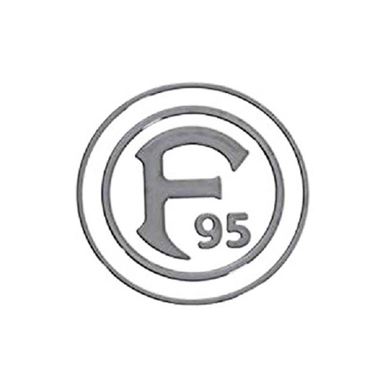 Fortuna Düsseldorf Logo 3d
