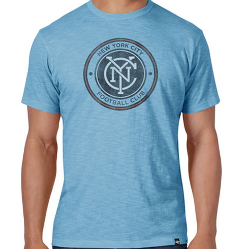 New York City 47 T-Shirt Logo