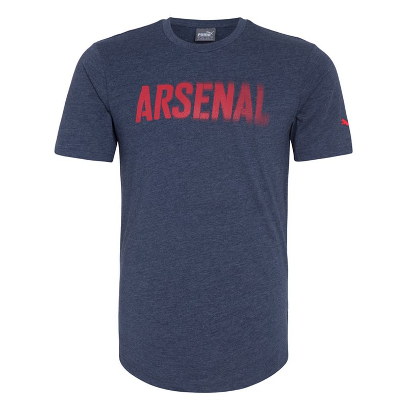 FC Arsenal London Fan T-Shirt | blau XL