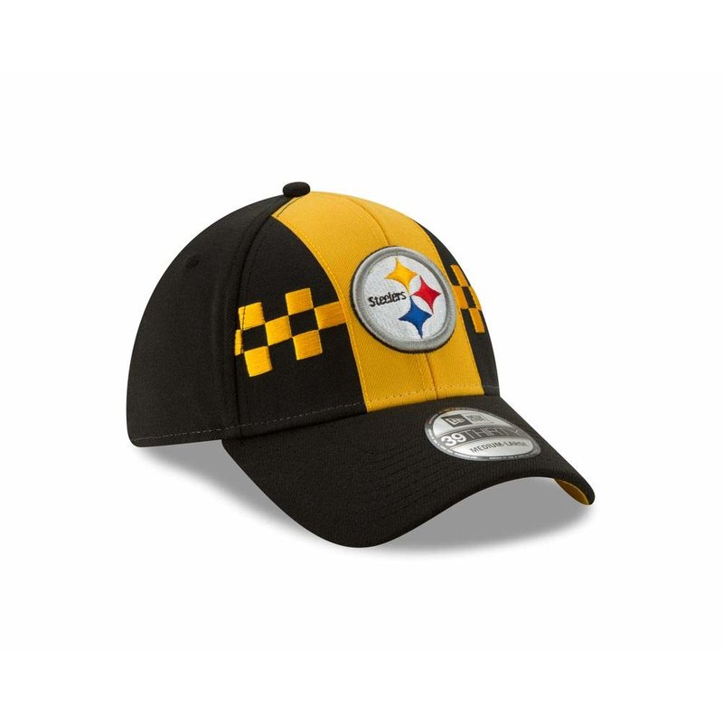 New Era 39THIRTY NFL19 Draft Curved Snapback Pittsburgh Steelers