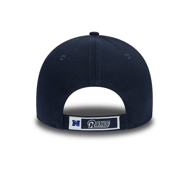 New Era 9FORTY Cap Los Angeles Rams The League navy